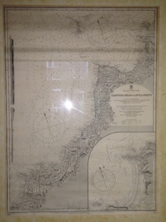 The Admiralty Map